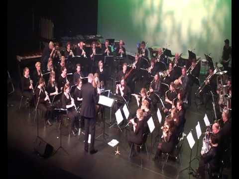 Symfonisch Blaasorkest Overijssel - Cacak