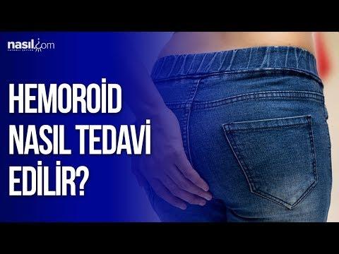 Hemoroid Nedir? Nasıl Tedavi Edilir?