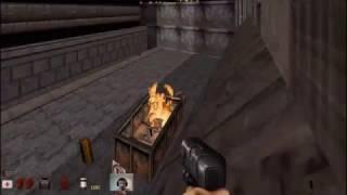 Duke Nukem 3D: Widescreen Test
