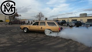 1600HP Ford Meatwagon - GAS MONKEY GARAGE - AutoFocus Ep004
