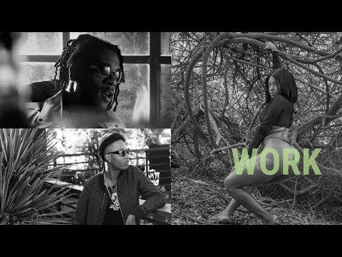 Wizkid x Burna Boy x Afro Type Beat – Work (Afrobeat Instrumental)