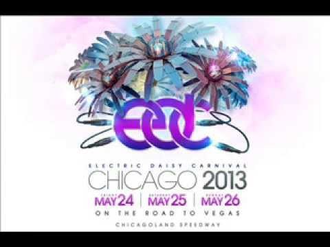 Borgore - Live @ EDC 2013 - Electric Daisy Carnival Chicago 05-26-2013