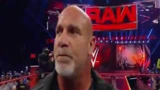 Download Video Goldberg After Survivor Series 2016 on RAW 11/21/2016 MP3 3GP MP4