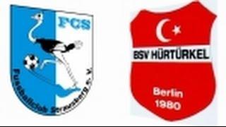10.08.2014 FC Strausberg vs. BSV Hürtürkel 2:0