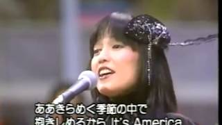 Japanese vocal group Circus at the NHK Kohaku Utagassen in 1979. Ar...
