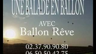 Montgolfiere Maintenon en Eure et Loir