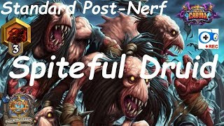 Hearthstone: Spiteful Druid #5: Boomsday (Projeto Cabum) - Standard Constructed Post Nerf