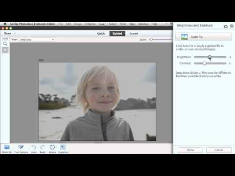 Photoshop Elements 11: Intuitive Editing Environments