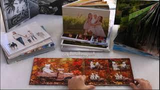 Изготовление и печать красивых фотокниг. Свадебные и выпускные