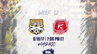 Charleston Battery vs Richmond Kickers full match
