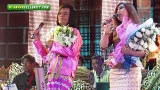 Thein Tan (Myanmar Pyi): One Man Show 2013
