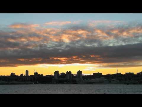 Halifax Sun Set