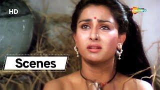 Kasam Movie Scenes | Poonam Dhillon | Anil Kapoor | Bollywood Action Movie