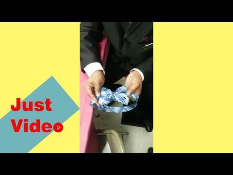 Download] Membuat Dasi Menjadi Dasi Kupu Kupu Just Video