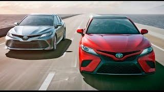 Toyota Camry (2018) Ready to fight Mazda6