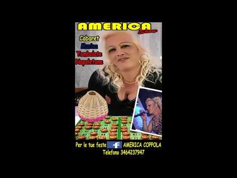 "AMERICA COPPOLA ""AMERICA SHOW"" CABARET & MUSICA"