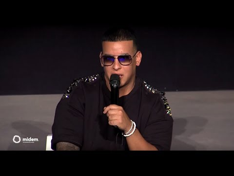 Daddy Yankee: From Local to Global, the Power of Digital - Midem 2017