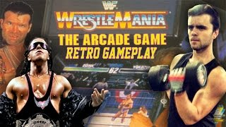 ¡VOLVIENDO A 1995! | WWF WrestleMania: The Arcade Game