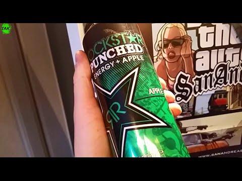 Let´s Drink: Rockstar Punched Apple (GER)