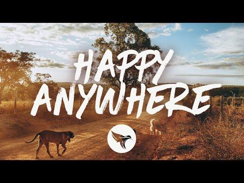 Blake Shelton feat. Gwen Stefani - Happy Anywhere (Lyrics)