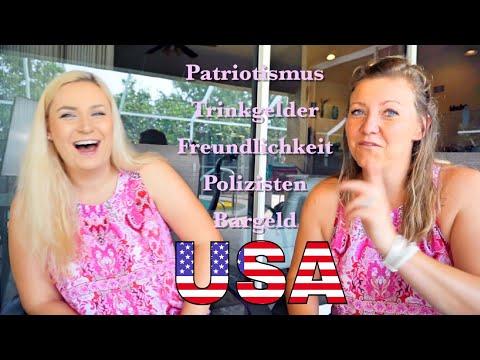 Unterschiede Florida zu Deutschland - Patriotismus der USA