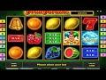 Good Risk Game And Bonus Round - Fruit Fortune Slot Machine