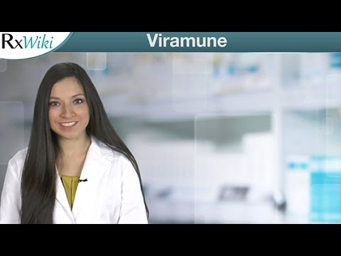 Viramune Treats HIV By Lowering The Level In The Blood - Overview