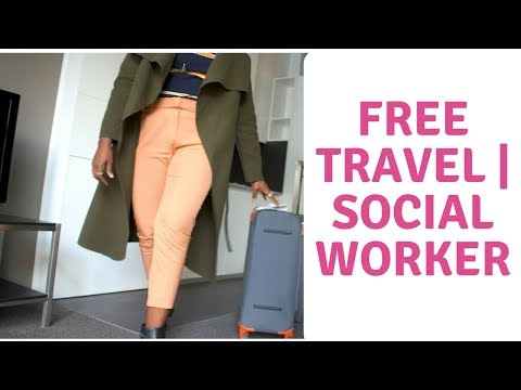 How To Get Paid To Travel For Free As A Social Worker