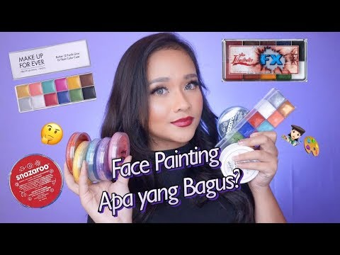 Face Painting 101 - for Beginner (Bahasa Indonesia) #BasicSFX | Dian Dananjaya