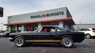 1966 Ford Mustang Shelby GT350H Fastback - For Sale - Formula One Imports Charlotte