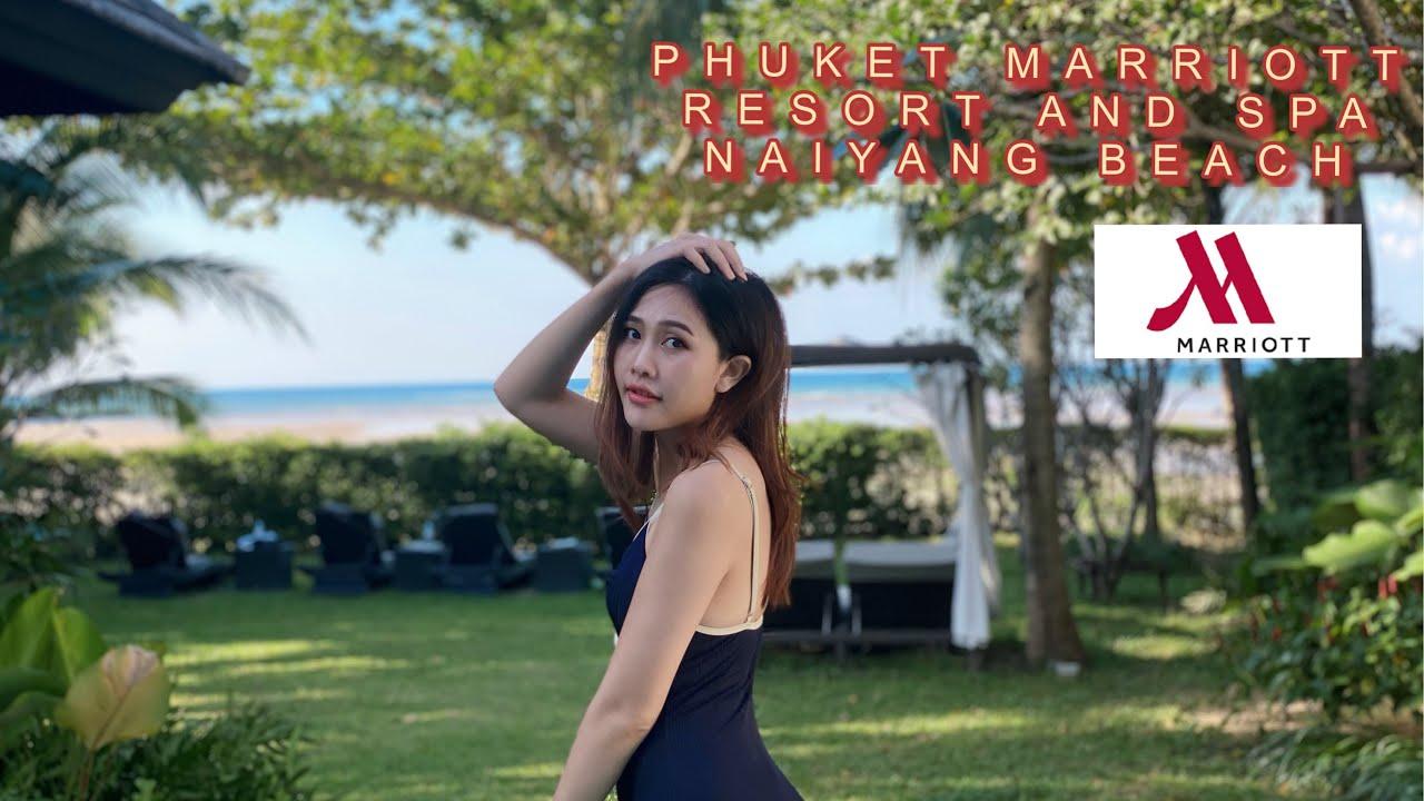 พักผ่อนวิลล่าสุดหรู Phuket Marriott NaiYang Beach