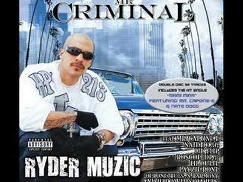 Mr criminal- High Down The BLVD.
