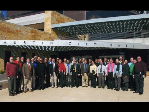 Capital City Men's Chorus - Austin City Hall Plaza (2009)