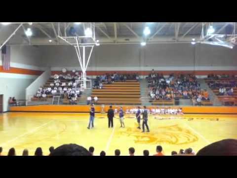 PepRally Celina High School