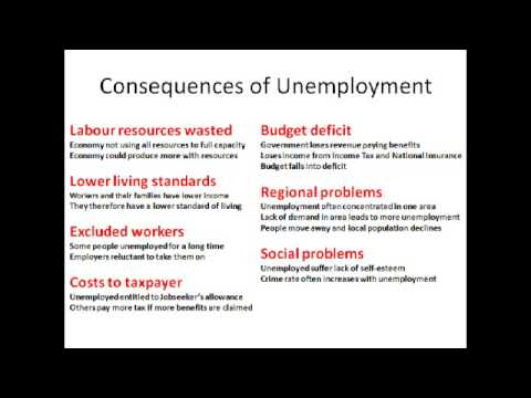 Economics GCSE Revision Video Unit 2 (Part 1)