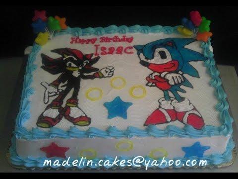 Cómo Dibujar Una Figura Pecfecta En Un Pastel/Torta - Madelin's Cakes