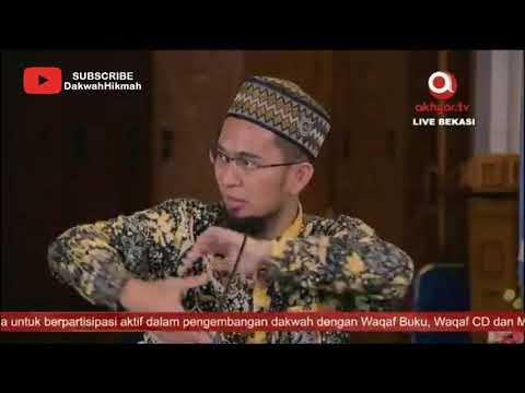 Ini Dalil Bersalaman Selesai Sholat - Ustadz Adi Hidayat Lc MA