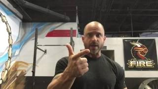Gambar cover Stiff Mid Back? Unglue your spine and shoulders | Trevor Bachmeyer | SmashweRx