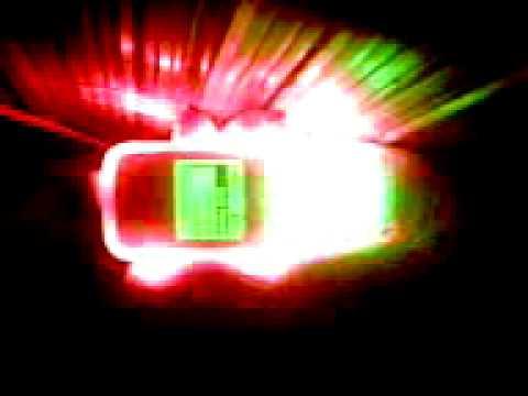 Nokia 1200 Độ Vỏ Trong Suốt và Đèn Nháy - TuDu Production