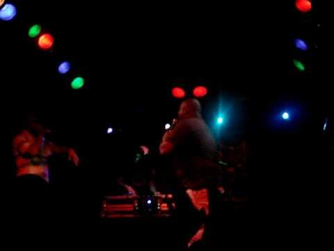 Hip Hop Karaoke NYC June 2007 Lantz EricB Is President