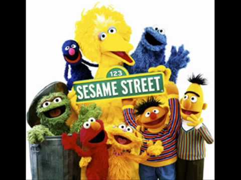 People In Your Neighborhood - Sesame Street