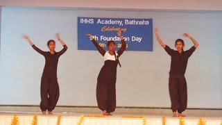 Ek Tara, IHHS Academy, Bathnaha, 9th Foundation Day 2015