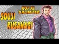 [MUGEN CHAR] Souji Kusanagi KOF XI UNLIMITED Style