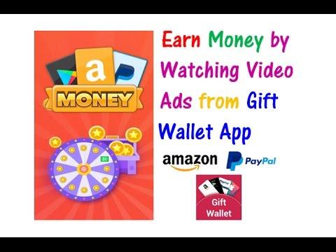 08142dff663b Gift Wallet App
