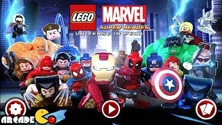 LEGO Marvel Super Heroes: Universe in Peril - Part 4 - The Raft
