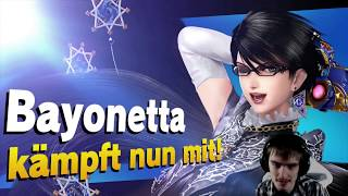 Let's Play Super Smash Bros. Ultimate [German/4K] Part 37: Bayonetta vs Giga Mac