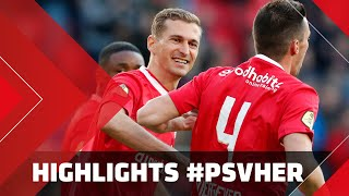 HIGHLIGHTS   PSV - Heracles Almelo