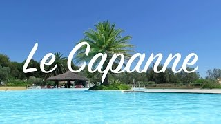 Vacanze al Camping Village Le Capanne in Toscana