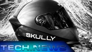 SKULLY AR-1 | Высокотехнологичный шлем