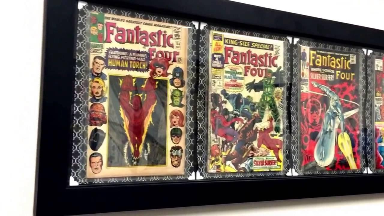 Comic Book Framing by Batzman Fan episode 3 - YouTube